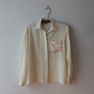 Serge Nancel Vintage Blouse
